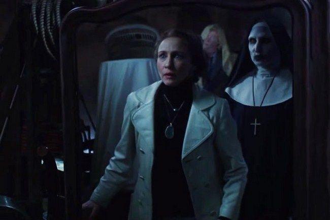 Một cảnh trong The Conjuring 2