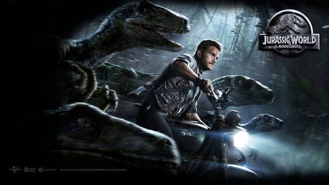 Christ Patt sẽ quay trở lại trong Jurassic World: Fallen Kingdom