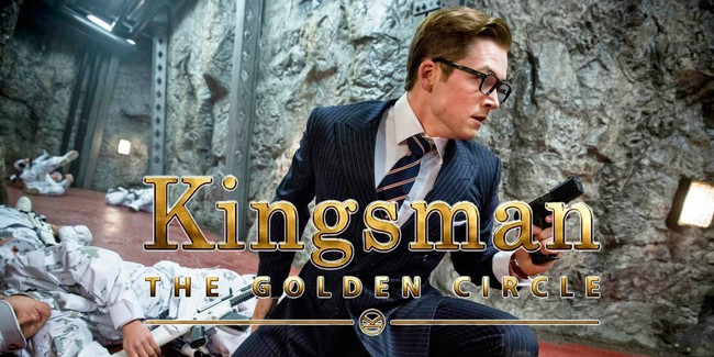 Kingsman: The Golden Cirle