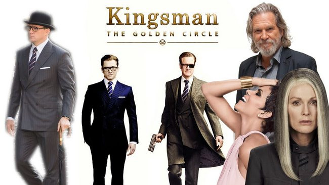 Kingsmans: The Golden Circle