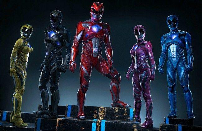 Power Rangers có kịch bản và tạo hình tuyệt vời