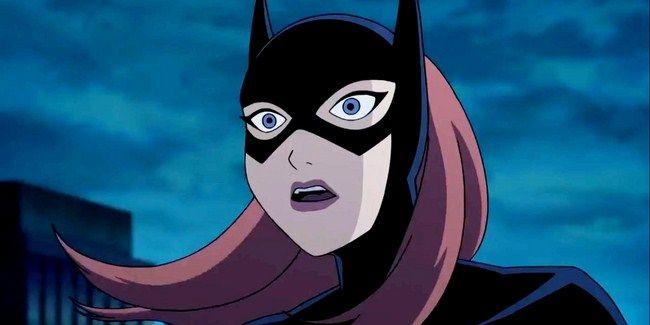 Tạo hình của Batgirl trong series phim hoạt hình