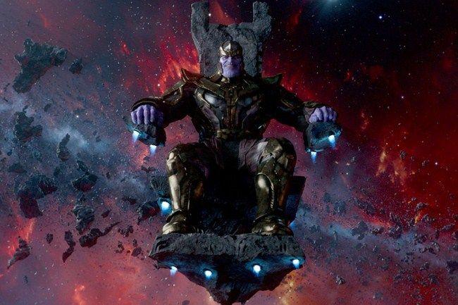 Thanos sẽ thể hiện bản chất tàn độc của mình trong Avengers: Infinity War