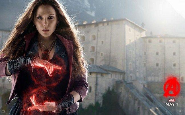 Trong Captain America: Civil War, Wanda và Vision đứng ở hai chiến tuyến khác nhau