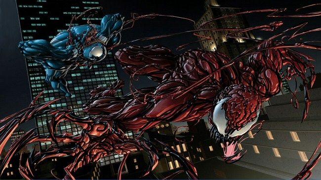 Cuộc chiến giữa Venom và Carnage sẽ rất đẫm máu