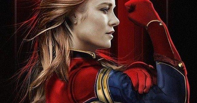 Brie Larson sẽ thủ vai Carol Danvers - Captain Marvel