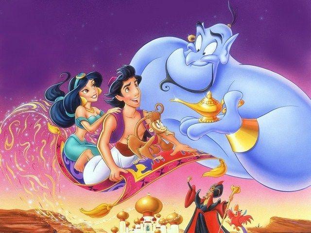 Phiên bản live-action của Aladin vẫn đang trong giai đoạn tiền sản xuất