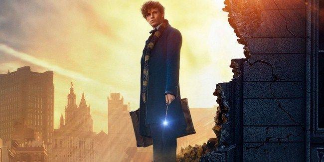 Newt Scamander sẽ không còn là nhân vật trung tâm nữa