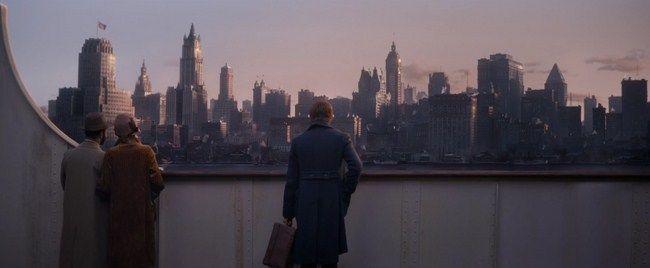 New York vẫn sẽ là địa điểm mà các sự kiện trong Fantastic Beasts 2 diễn ra