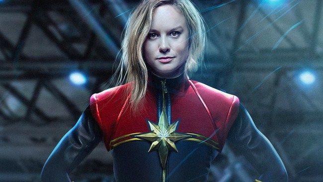 Để vượt qua cái bóng của Wonder Woman, Brie Larson sẽ phải rất nỗ lực