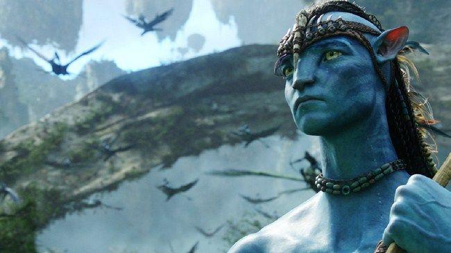 Jake trong hình dạng người Avatar
