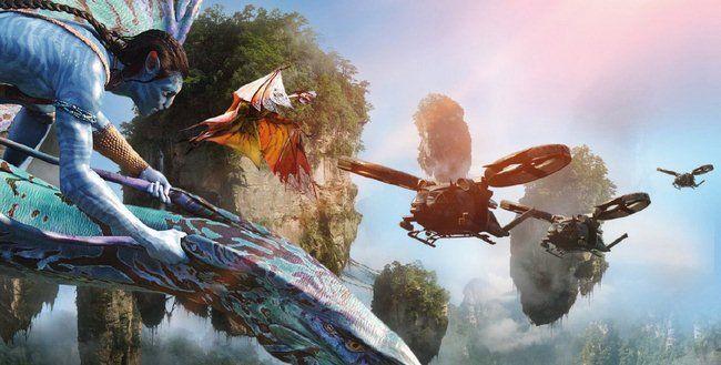 Một cảnh phim trong Avatar 1