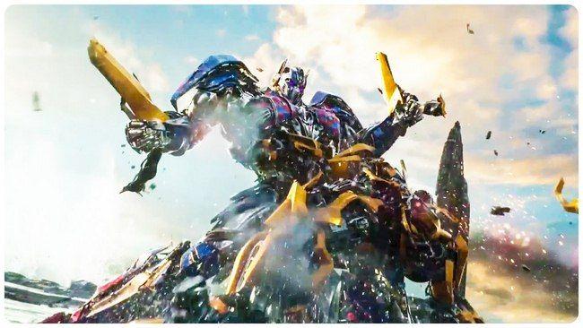 Bumblebee suýt mất mạng dưới tay Optimus Prime