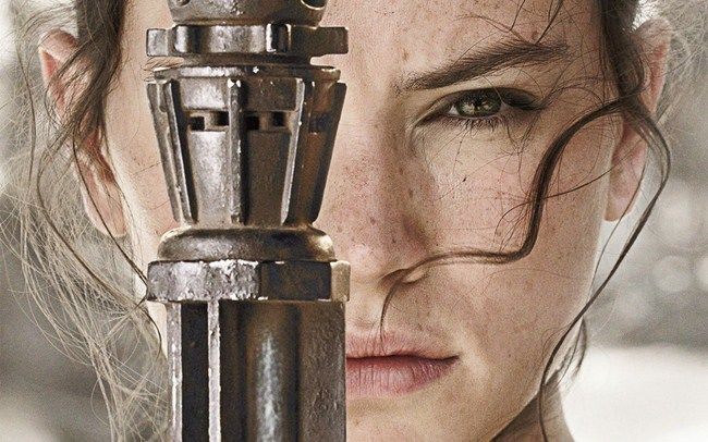 Nhiều fan hy vọng Rey chính là The Lát Jedi