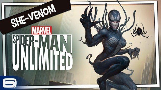 She-Venom sẽ xuất hiện trong Venom?