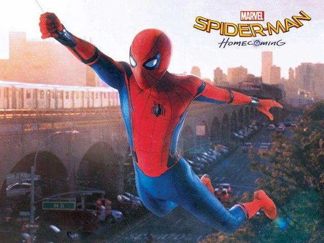 Spider-Man: Homecoming chính thức công chiếu vào ngày 7.7