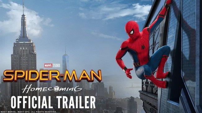 Spider-Man: Homecoming nhận được phản ứng tích cực từ các nhà phê bình