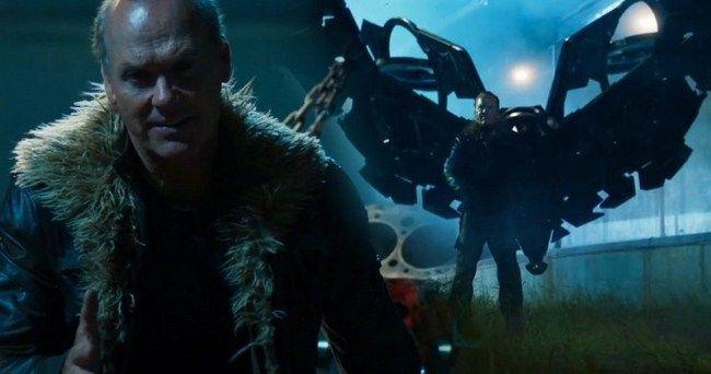 Vulture là một trong hai ác nhân xuất sắc nhất của MCU