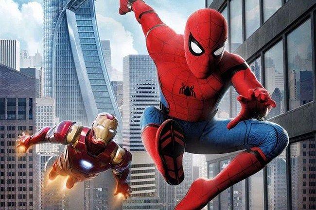 Iron Man cũng sẽ xuất hiện trong Spider-Man: Homecoming