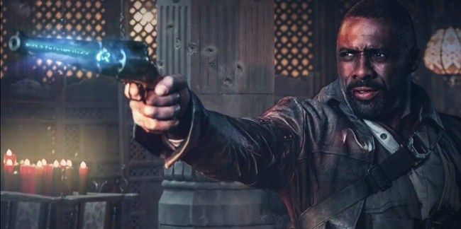 Idris Elba trong vai Roland Deschain – The Last Gunslinger