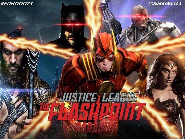 Flashpoint là sự kiện vô cùng quan trọng của DC Comics
