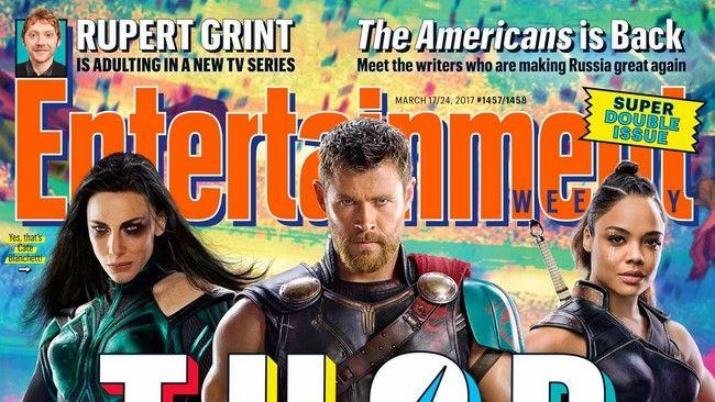 Thor: Ragnarok sẽ là bộ phim khác biệt nhất của MCU