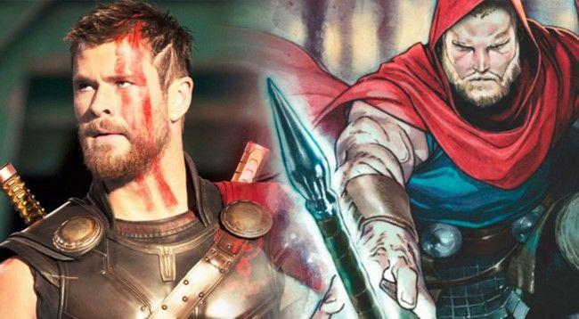 Thor sẽ phải đối đầu với Hela và tìm cách để sinh tồn trên hành tinh Sakaar
