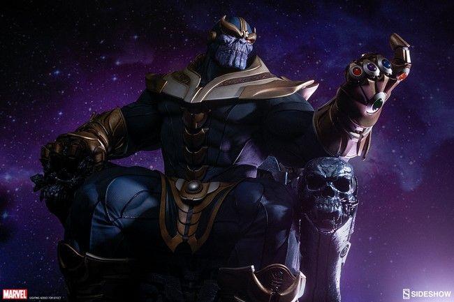 Thanos sẽ xuất hiện trong Thor: Ragnarok?