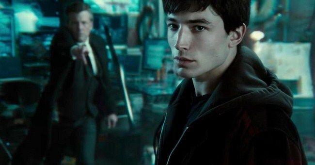 Ezra Miller sẽ trong vai The Flash