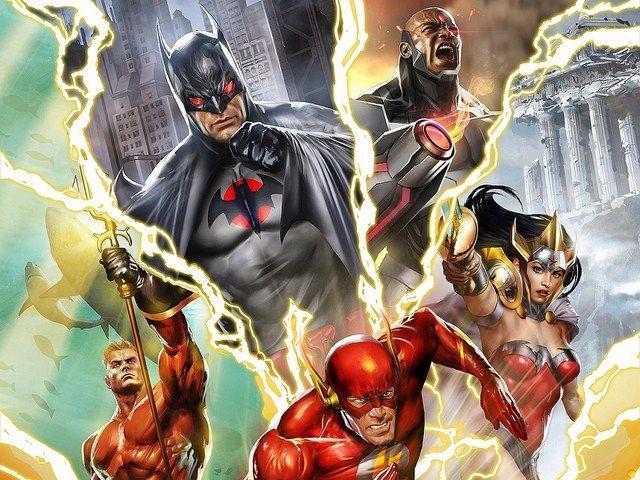 Flashpoint là một trong những sự kiện mang tính biểu tượng của DC Comic