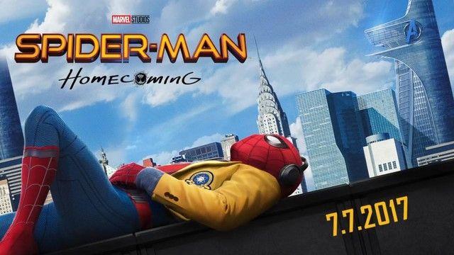 Spider-Man: Homecoming sẽ ra mắt vào ngày 7.7