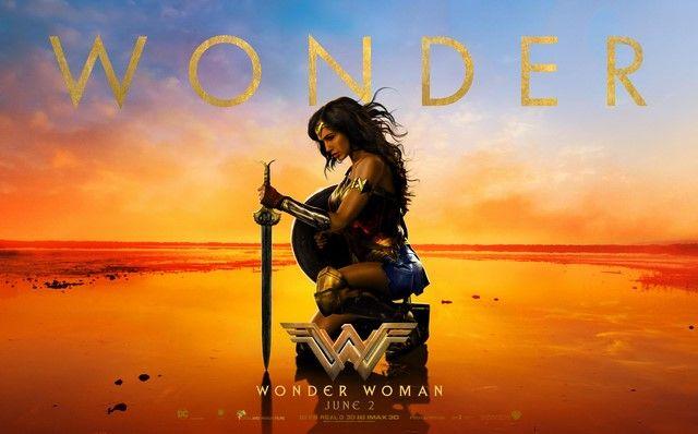 Wonder Woman là phim siêu anh hùng hay nhất tính từ đầu năm tới giờ