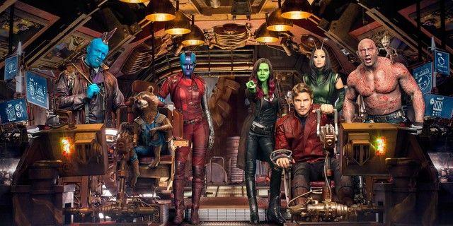 Guardians of the Galaxy Vol.2 vần giữ vứng phong độ của người tiền nhiệm