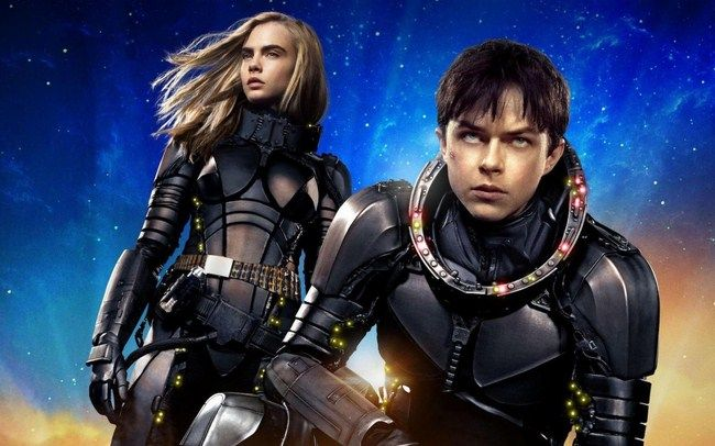 Valerian and the City of Thounsand Planets