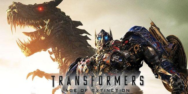 Transformers: Age of Extinction thu về hơn 1 tỉ USD trên toàn cầu