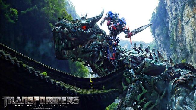 Age of Extinction được quay tại Trung Quốc