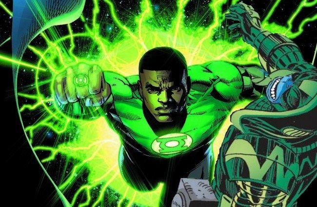 John Stewart là một trong những Green Lantern được yêu thích nhất