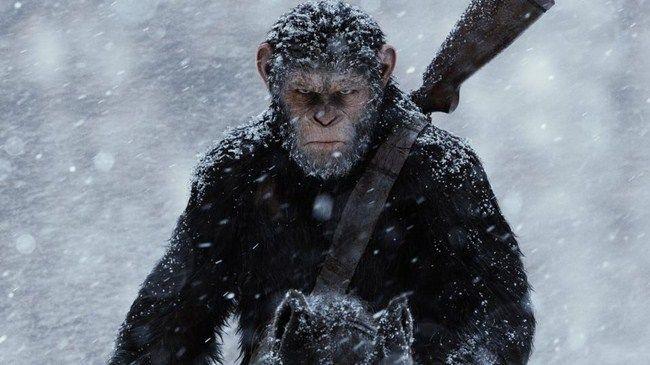 Fox rất hài lòng với kết quả trong tuần đầu tiên công chiếu của War for the Planet of the Apes
