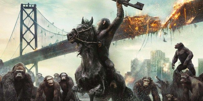 War for the Planet of the Apes dành phần thắng trước Spider-Man