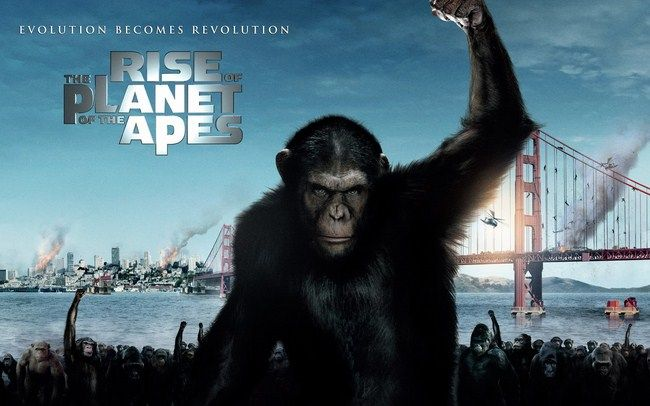 Năm 2011 Rise of the Planet of the Apes tạo ra một cơn sốt