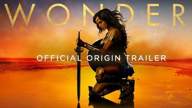 Wonder Woman là phim xuất sắc nhất mùa hè 2017