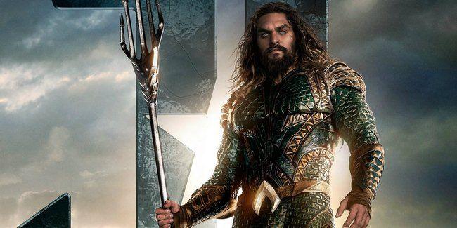 Aquaman sẽ ra mắt vào năm 2018