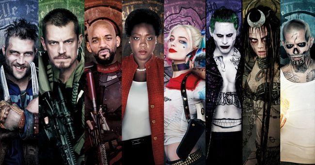 Suicide Squad ra mắt vào hè năm ngoái
