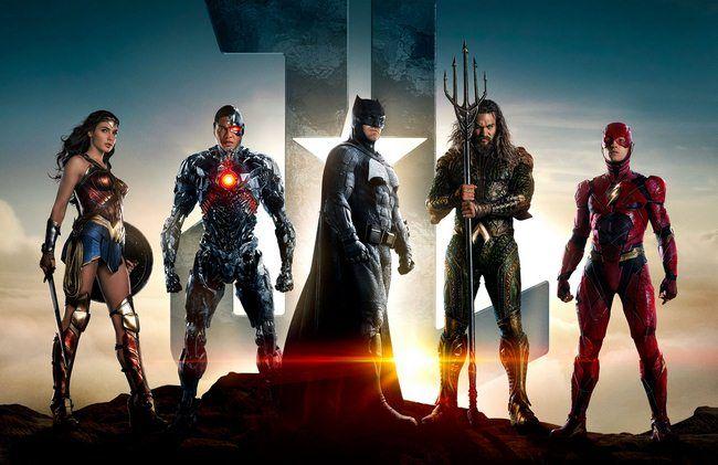 Justice League sẽ ra mắt vào cuối năm nay