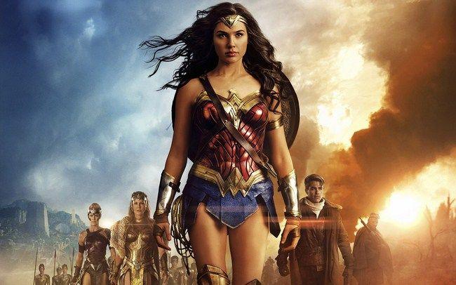 Wonder Woman đứng thứ hai trong top những phim có lợi nhuận cao nhất của năm 2017