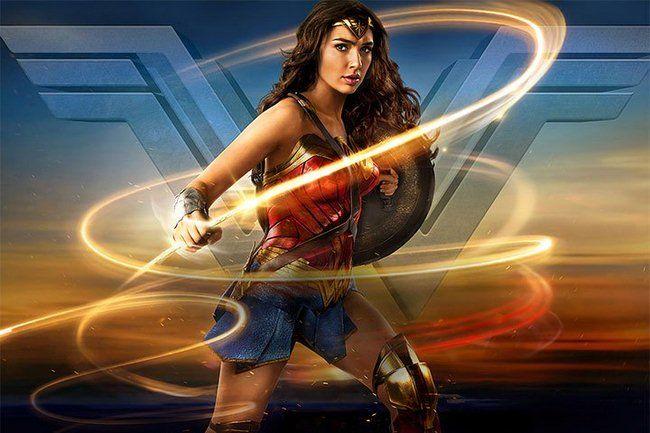 Doanh thu của Wonder Woman đạt tới con số 600 triệu USD