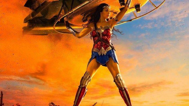 Wonder Woman không chỉ có doanh thu khổng lồ mà còn được giới phê bình đánh giá cao