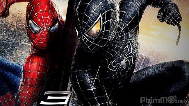 Spider-Man 3 ra mắt năm 2007 là phần phim kém hay nhất trong tất cả các phim về Spider-Man
