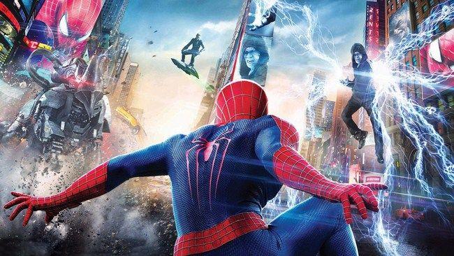 The Amazing Spider-Man 2 cũng đi vào vết xe đổ của Spider-Man 3