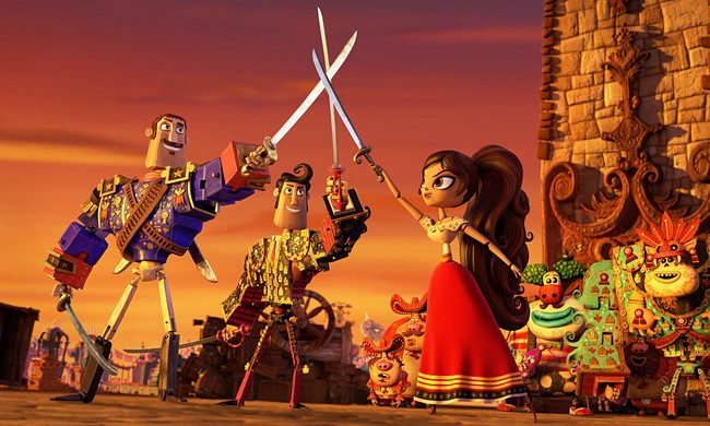 phim The Book of Life 2